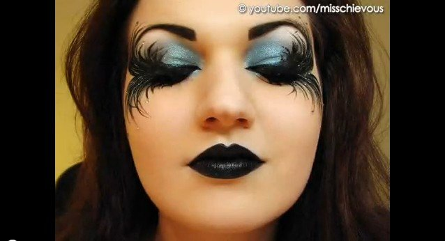 Maquillage terrifiants pour halloween webzine article - Maquillage facile pour halloween ...